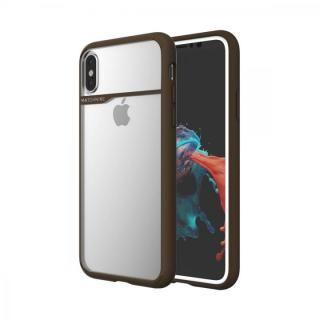 【iPhone XS/Xケース】Matchnine BOIDO ブラウン iPhone XS/X