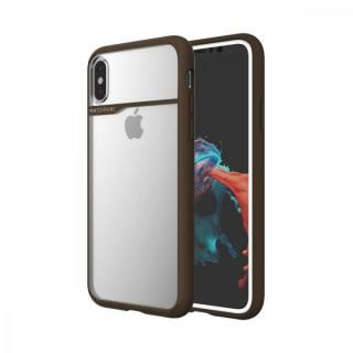 【iPhone X ケース】Matchnine BOIDO ブラウン iPhone XS/X