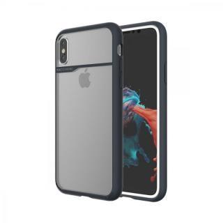 Matchnine BOIDO ネイビーブルー(ハーフミラー) iPhone X