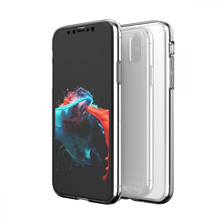 [2018新生活応援特価]Matchnine BOIDO MIRROR クリア iPhone X