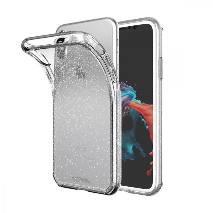 Matchnine JELLO クリアパール iPhone X