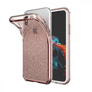 Matchnine JELLO クリアピンクパール iPhone X