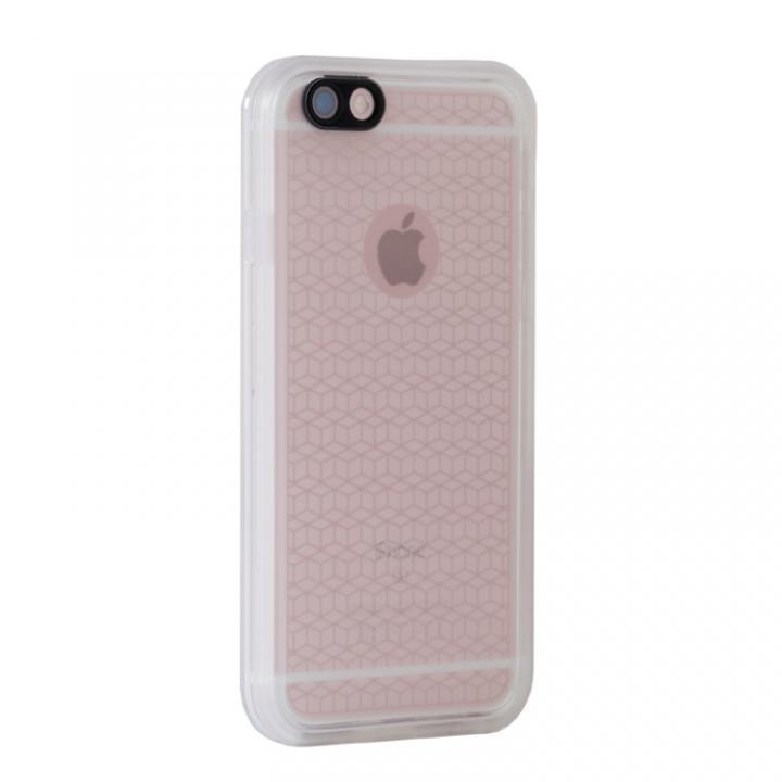 薄い防水ケース JEMGUN Fero クリア iPhone 6s Plus/6 Plus