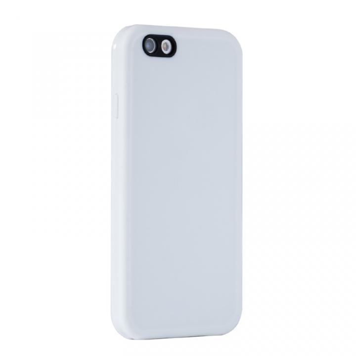 iPhone6s/6 ケース 薄い防水ケース JEMGUN Fero ホワイト iPhone 6s/6_0