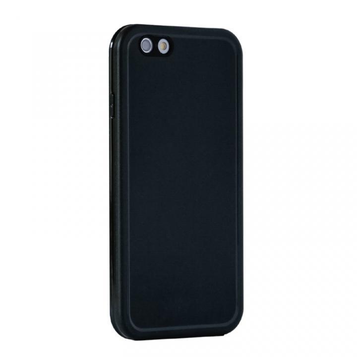 【iPhone6s Plus/6 Plusケース】薄い防水ケース JEMGUN Fero ブラック iPhone 6s Plus/6 Plus_0