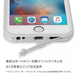 【iPhone6s Plus/6 Plusケース】薄い防水ケース JEMGUN Fero ブラック iPhone 6s Plus/6 Plus_5