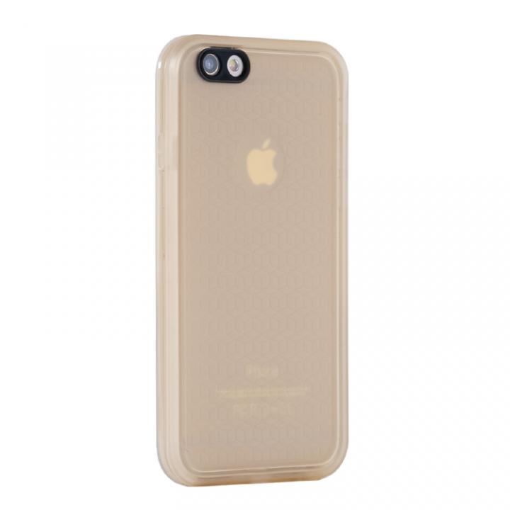 薄い防水ケース JEMGUN Fero ゴールド iPhone 6s Plus/6 Plus