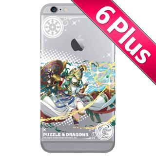 第3回パズドラ総選挙  聖都の守護神・アテナ iPhone 6 Plusケース