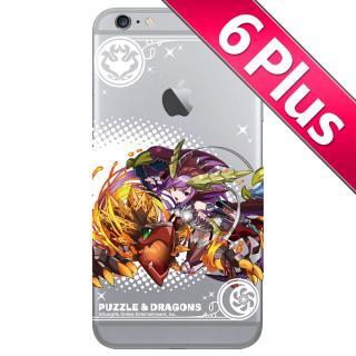 第3回パズドラ総選挙  現世の赤龍喚士・ソニア iPhone 6 Plusケース