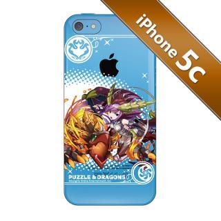 第3回パズドラ総選挙  現世の赤龍喚士・ソニア iPhone 5cケース