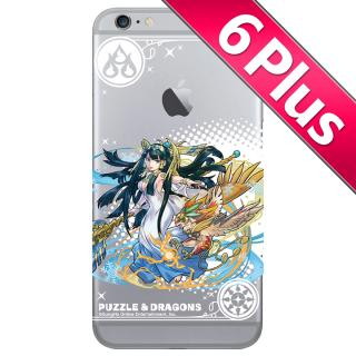 第3回パズドラ総選挙  煌命聖海神・イシス iPhone 6 Plusケース