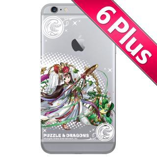 第3回パズドラ総選挙  献身の巫女神・クシナダヒメ iPhone 6 Plusケース