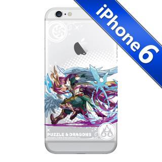 第3回パズドラ総選挙  暗躍の狡知神・ロキ iPhone 6ケース
