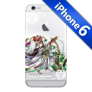 第3回パズドラ総選挙  献身の巫女神・クシナダヒメ iPhone 6ケース