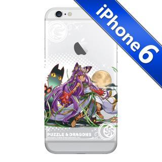 第3回パズドラ総選挙  月下の愛猫神・バステト iPhone 6ケース