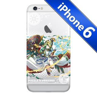 第3回パズドラ総選挙 聖都の守護神・アテナ iPhone 6ケース