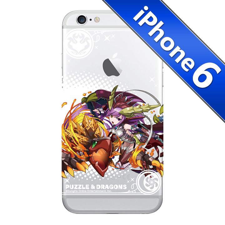 第3回パズドラ総選挙  現世の赤龍喚士・ソニア iPhone 6ケース