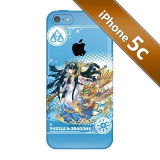 第3回パズドラ総選挙  煌命聖海神・イシス iPhone 5cケース