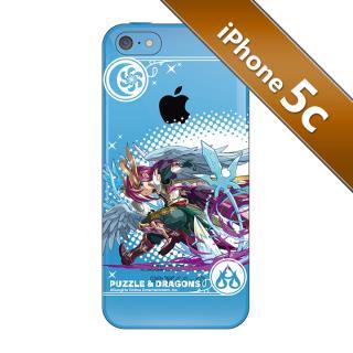 第3回パズドラ総選挙  暗躍の狡知神・ロキ iPhone 5cケース