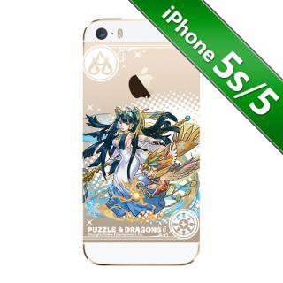 第3回パズドラ総選挙  煌命聖海神・イシス iPhone SE/5s/5ケース