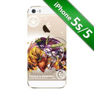 第3回パズドラ総選挙  現世の赤龍喚士・ソニア iPhone SE/5s/5ケース