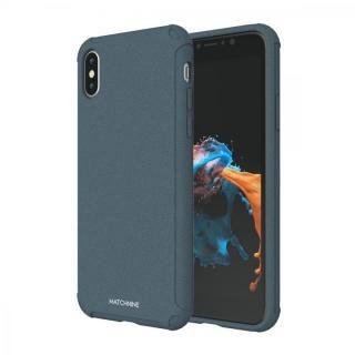 Matchnine JELLO PEBBLE ネイビーブルー iPhone X