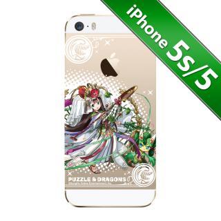 第3回パズドラ総選挙  献身の巫女神・クシナダヒメ iPhone SE/5s/5ケース