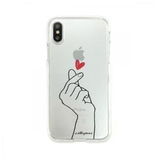Dparks ソフトクリアケース ティンカーベル iPhone X【11月下旬】