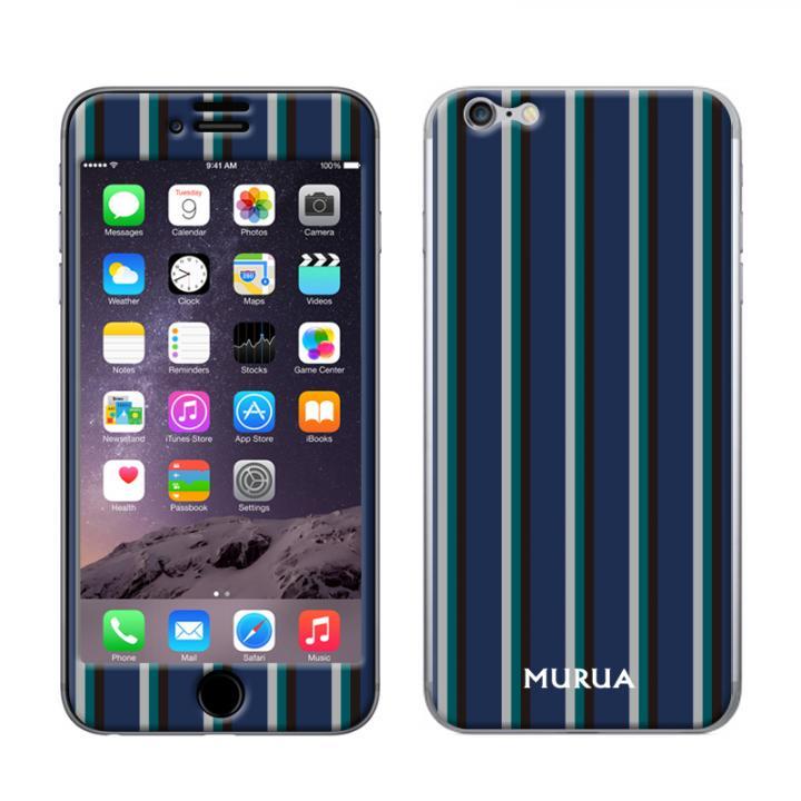 Gizmobies スキンシール Multi stripe iPhone 6スキンシール