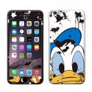 Gizmobies スキンシール ディズニー Painting Duck iPhone 6スキンシール
