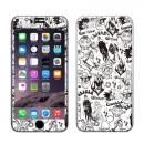 Gizmobies スキンシール ディズニー Villains MonO iPhone 6s/6スキンシール