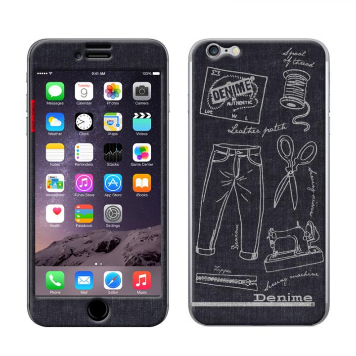 【iPhone6ケース】Gizmobies スキンシール Denime iPhone 6スキンシール_0