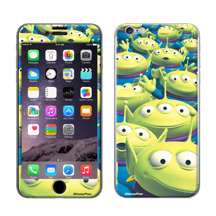 【iPhone6ケース】Gizmobies スキンシール ディズニー Alien iPhone 6スキンシール_0