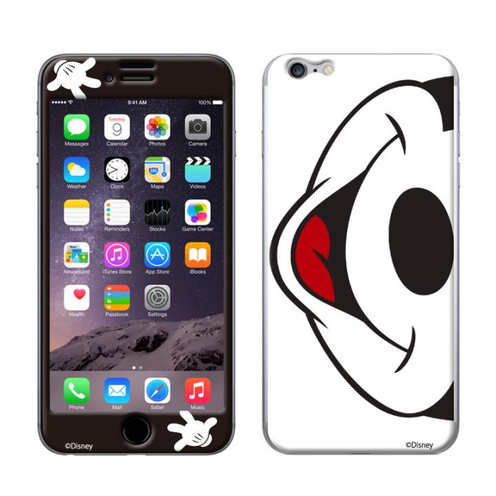 Gizmobies スキンシール ディズニー Mouth to Mouth iPhone 6スキンシール