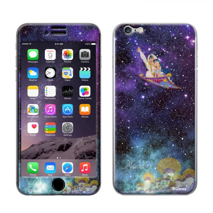 【iPhone6ケース】Gizmobies スキンシール ディズニー Arabian Nights iPhone 6スキンシール_0
