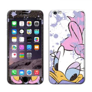 Gizmobies スキンシール ディズニー Painting Daisy iPhone 6スキンシール