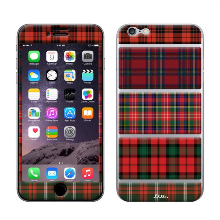 【iPhone6ケース】Gizmobies スキンシール Giftbox-red iPhone 6スキンシール_0