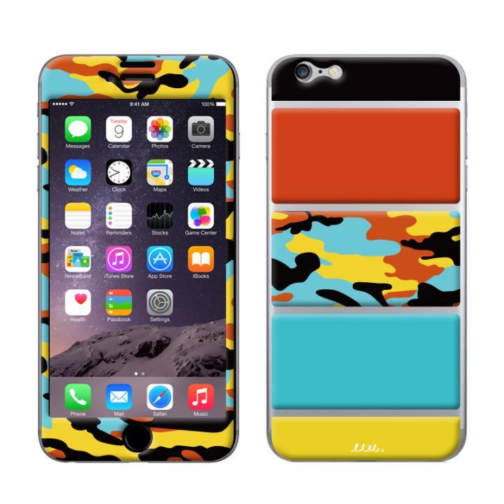 Gizmobies スキンシール savanna iPhone 6スキンシール