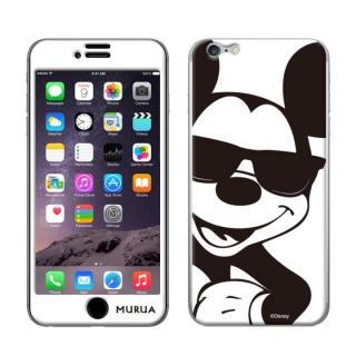 Gizmobies スキンシール ディズニー Casual Mickey2 iPhone 6スキンシール