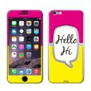 Gizmobies スキンシール balloon-Fun iPhone 6s/6スキンシール