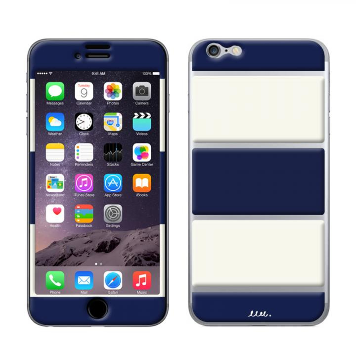 【iPhone6/6 Plusケース】Gizmobies スキンシール harbor iPhone 6スキンシール_0