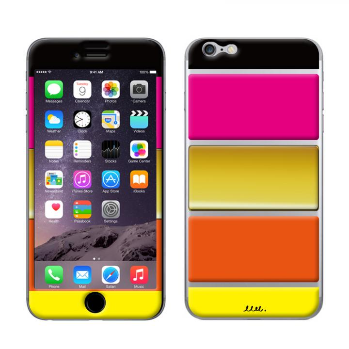 【iPhone6ケース】Gizmobies スキンシール Malibu iPhone 6スキンシール_0