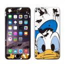 Gizmobies スキンシール ディズニー Painting Duck iPhone 6 Plusスキンシール