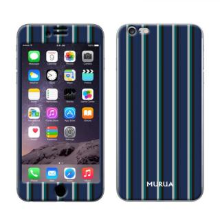 iPhone6 Plus ケース Gizmobies スキンシール Multi stripe iPhone 6 Plusスキンシール