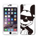 Gizmobies スキンシール ディズニー Casual Mickey2 iPhone 6 Plusスキンシール