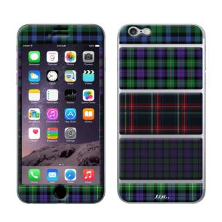 iPhone6s Plus/6 Plus ケース Gizmobies スキンシール Giftbox-green iPhone 6s Plus/6 Plusスキンシール