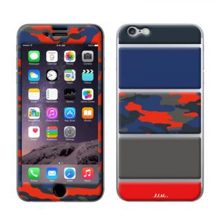 【iPhone6 Plusケース】Gizmobies スキンシール afterglow iPhone 6 Plusスキンシール