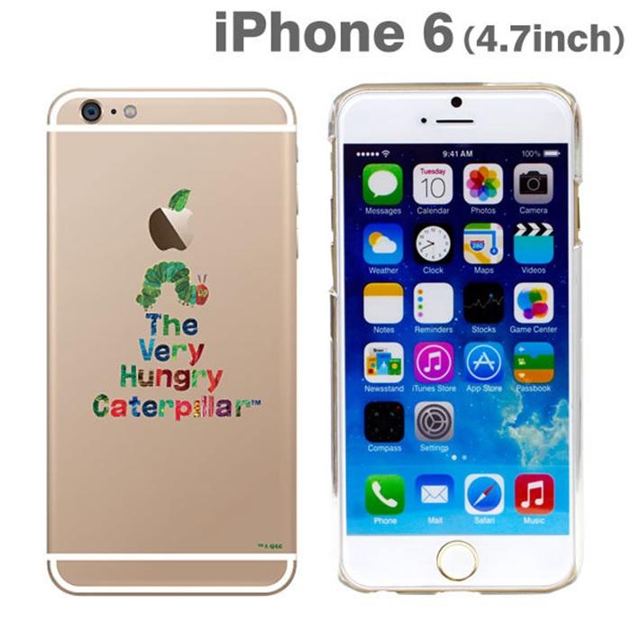 iPhone6 ケース はらぺこあおむしケース たいとる iPhone 6ケース_0