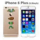 はらぺこあおむしケース せいちょう iPhone 6 Plusケース
