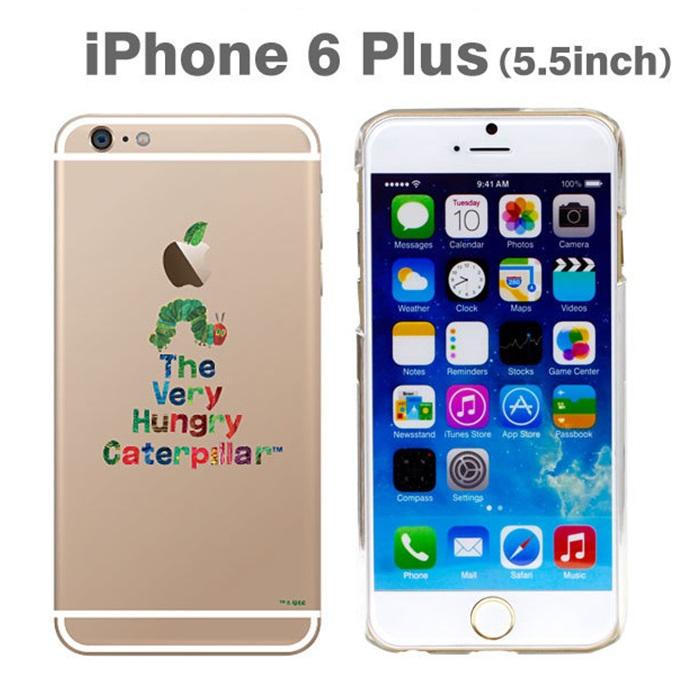 iPhone6 Plus ケース はらぺこあおむしケース たいとる iPhone 6 Plusケース_0
